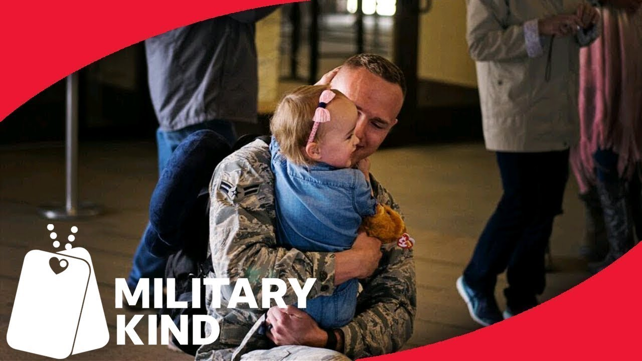 Homecomings that make us grateful for our country's military | Militarykind