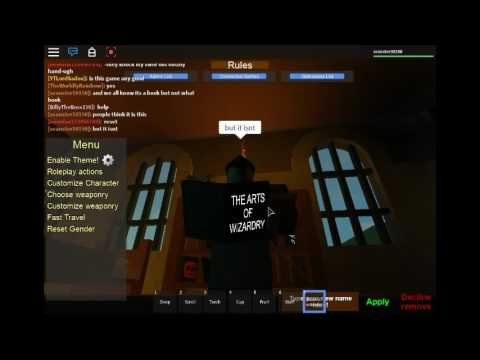 ROBLOX Kingdom Life II by thelolguy301 how to use all the spells tutorial