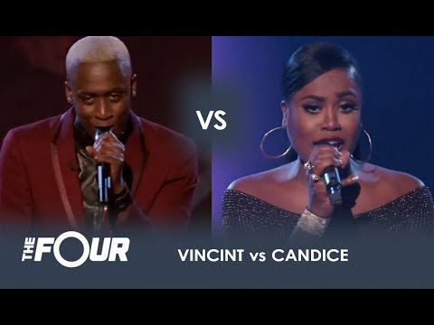 Vincint vs Candice: An EPIC Battle For Stardom! | The Finale | The Four