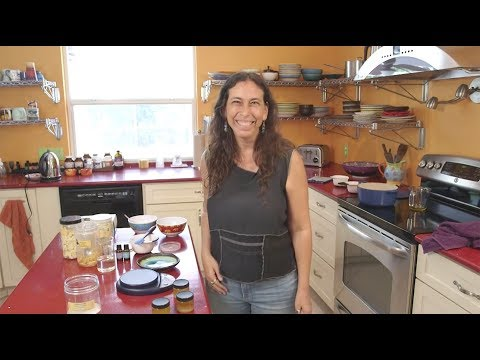How to Make a Body Butter: Melt Natural Butters on the Stove