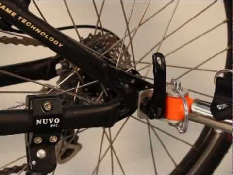 Connecting your Bicycle Trailer: Quick Release