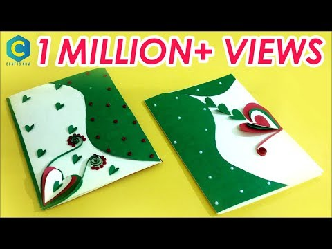 How to Make Customized Greeting Cards | Greeting Cards latest Design Handmade | #birthday