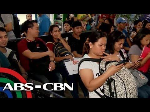 TV Patrol: Isinusulong sa Taiwan na gawing 'permanent resident' ang dayuhang manggagawa