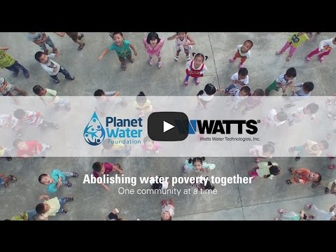Planet Water & Watts Provide Clean Drinking Water to Impoverished Town in China