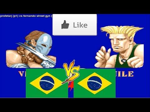Street Fighter 2 Champion Edition Fightcade ➤ profetarj vs