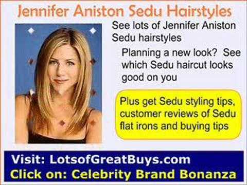 Jennifer Aniston Sedu Hairstyles and Haircuts