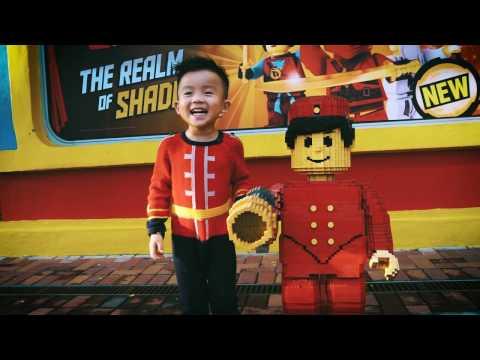 TRAVEL JOURNAL   Legoland Malaysia