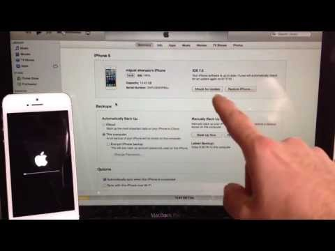 How To Install iOS 7 Beta 1 In IPhone  Without UDID Registration Trusted !