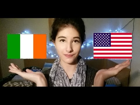 Differences Between America and Ireland