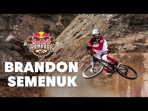 Red Bull Rampage 2015: Brandon Semenuk Wins People's Choice Award