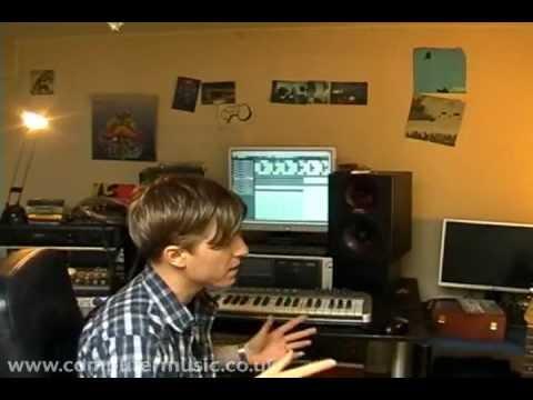 1/4 Sub Focus - How to make a drum & bass beat - DnB Masterclass 2008