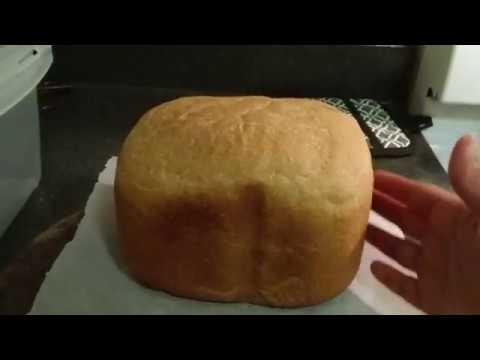 Whole wheat bread (bread machine)recipe