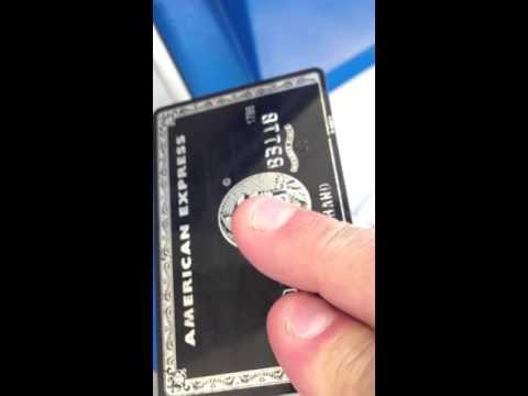 Using my blackcard from blackcardkit