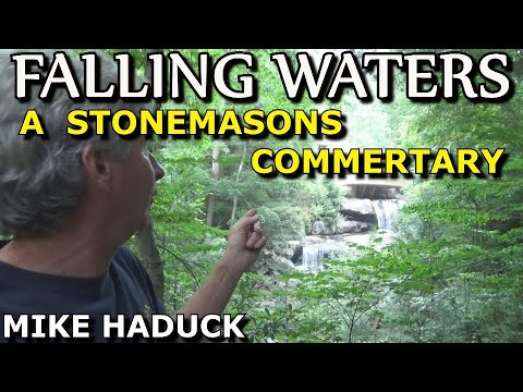 Falling waters commentary (Mike Haduck)