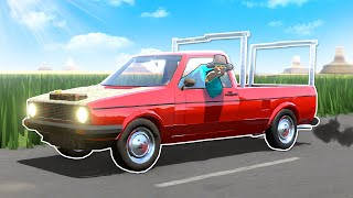 I Found a PICKUP TRUCK in the Apocalypse!! – Long Drive NEW Update