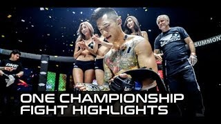 Martin Nguyen Made History at ONE: Legends of the World (FULL Highlights)