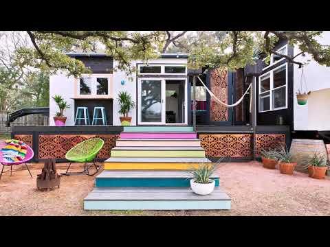 Gooseneck Tiny House Floor Plans
