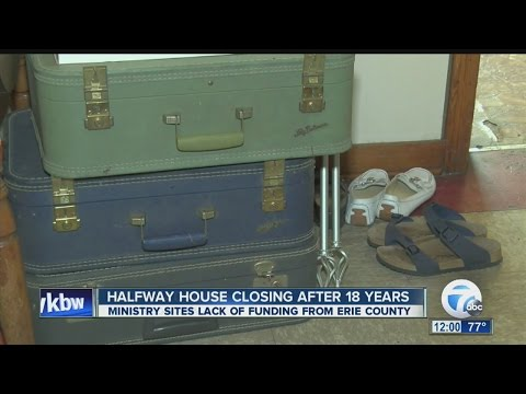 Halfway house closing after 18 years