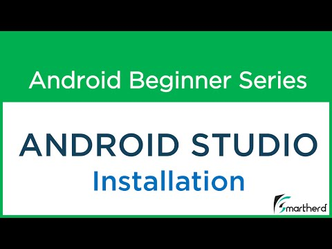 #3 Android Studio Installation : Setting up SDK as well.