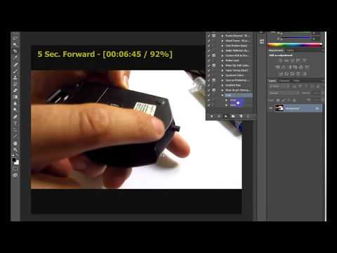 How to Crop Multiple Images in Photoshop (Automate, Batch)