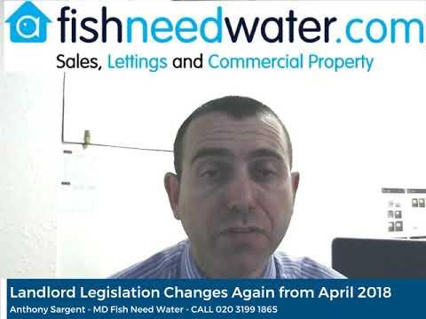 Landlord EPC Legislation Changes in April 208