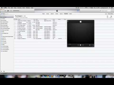 How to check for an update on itunes on Mac