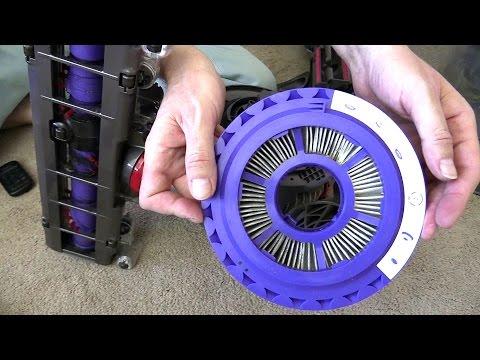 Dyson Vacuum DC65 - How To Fix It When It Sucks.