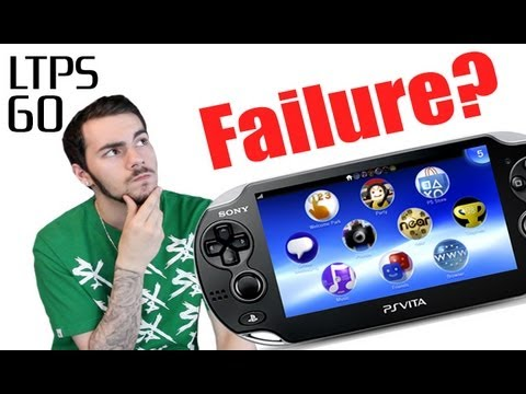 The PlayStation Vita Problem, News on Changing your PSN ID [LTPS #60]