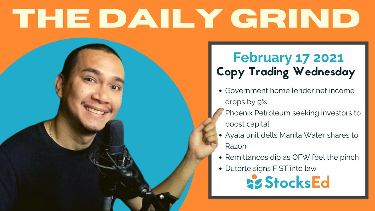 The Daily Grind | CopyTrading Wednesday!