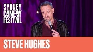 Steve Hughes - Sydney Comedy Festival 2016