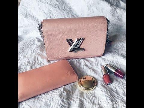 Louis Vuitton Twist MM Pink Ballerine-A review