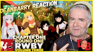 Rwby Volume 3 Chapter 3 Reaction