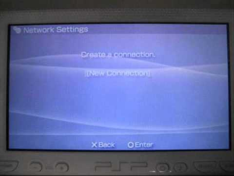 Official easy tutorial!!!!!! PSP HACKS:how to get internet on a psp