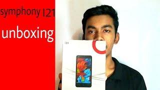 Symphony i21 phone unboxing 2017(Tchnical youtube bangla)