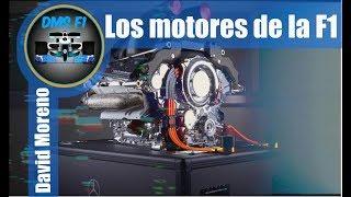 Técnica F1 - Todo sobre el motor híbrido de la Fórmula 1