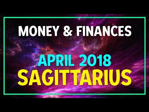 Get Rid Of The Guilt | SAGITTARIUS Money & Finance TAROT READING April 2018