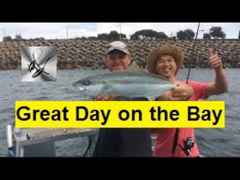 Great Day on The Bay | The Hook and The Cook