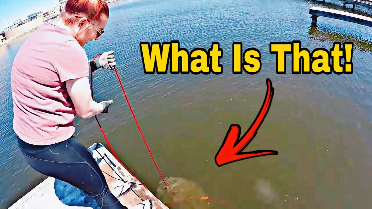 What My Girlfriend Found Magnet Fishing Could Have Killed Someone!