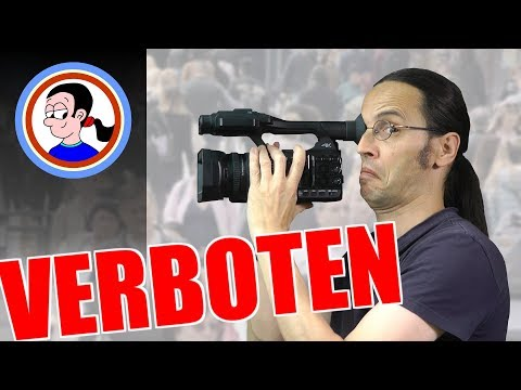 Is street photography illegal in Germany?