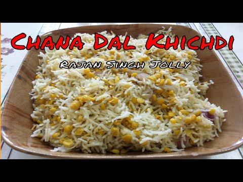 Chana Dal Khichdi Recipe | Punjabi Chana Dal Khichdi | Chana Dal Pulao