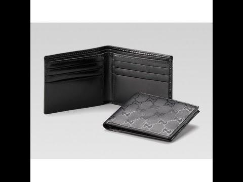 Gucci Imprime Bi-fold Wallet Unboxing