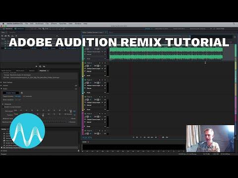 Adobe Audition Remix Tutorial