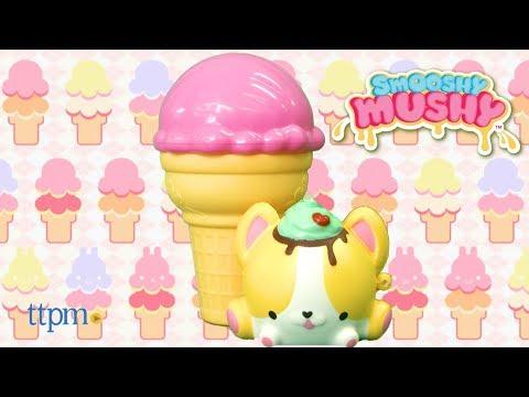Smooshy Mushy Creamery Series 3 from Redwood Ventures