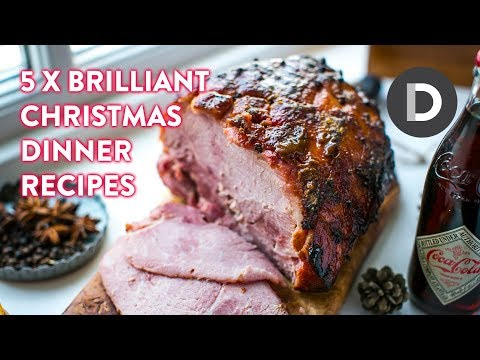Top 5 Christmas Dinner Recipes!