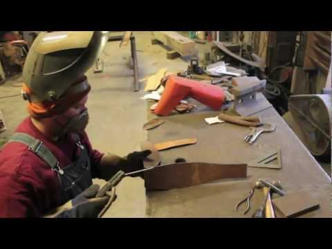 Making a Wall Sculpture- Dale the Deer Head
