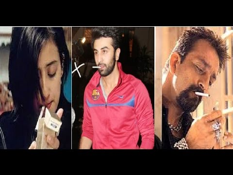 Know Bollywood stars who are Drug Addicts