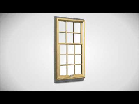 How to Tilt Andersen® 400 Series Tilt-Wash Double-Hung Windows for cleaning