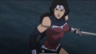 Wonder Woman - All Fights \u0026 Abilities #2 (Animated) [DCAMU]