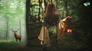 Enchanted Celtic Music | 432 Hz Nature Music | Magical Forest Sounds