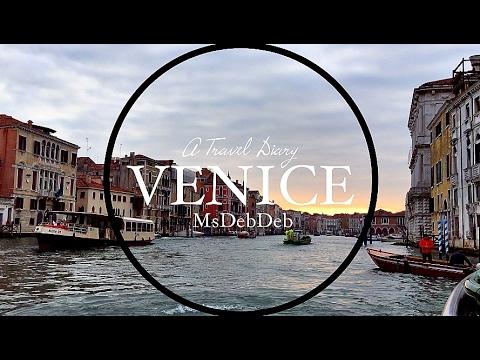 I FELL IN LOVE IN ITALY | Venice Solo Travel Vlog | MsDebDeb